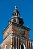 korridoren för den Australien stadsklockan lokaliserade den västra perth torntownen Fotografering för Bildbyråer
