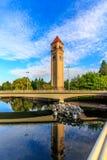 korridoren för den Australien stadsklockan lokaliserade den västra perth torntownen Royaltyfri Fotografi