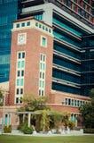korridoren för den Australien stadsklockan lokaliserade den västra perth torntownen Arkivfoton