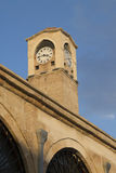 korridoren för den Australien stadsklockan lokaliserade den västra perth torntownen Arkivbild