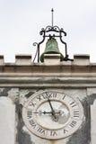 korridoren för den Australien stadsklockan lokaliserade den västra perth torntownen Royaltyfri Bild