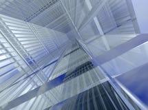korridorer vektor illustrationer