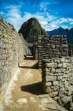 Korridorer av incaen Royaltyfri Fotografi