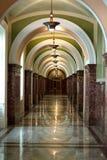 Korridorer av kunskap Arkivfoton