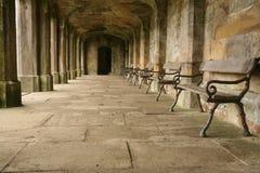 korridorexternal Royaltyfria Bilder