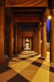 korridorfe santa Arkivbilder