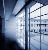 korridorinterior Arkivbild