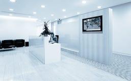 korridormottagande Royaltyfri Fotografi
