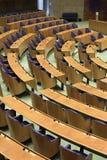 korridorNederländernaparlament Arkivbild