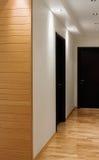 korridorsikt Arkivbild