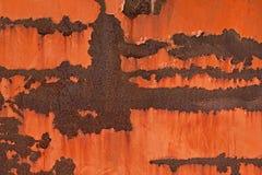 korrosion Royaltyfri Fotografi