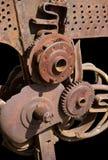 Korrosion des Metalls Lizenzfreies Stockbild