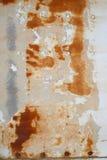 korrosionsrost Royaltyfria Bilder