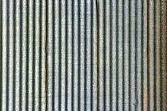 korrugerad abstrakt bakgrund Arkivfoto