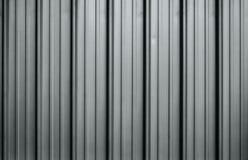 Korrugerad bakgrund f?r textur f?r metallark royaltyfria foton