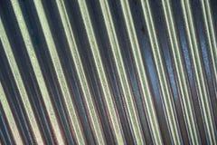 Korrugerad metallbakgrundstextur arkivbild