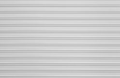 korrugerad metalltextur Arkivbild