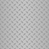 Korrugerad stålbakgrund Royaltyfri Bild