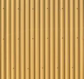 Korrugerad stålbakgrund eller textur royaltyfri fotografi