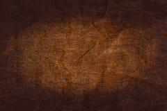 Korrugerad textur för kraft papper royaltyfria foton
