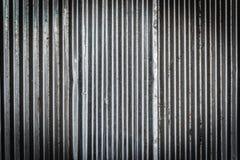 korrugerad vägg Fotografering för Bildbyråer