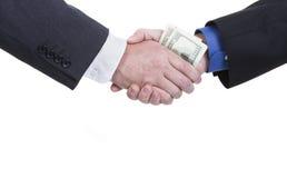korruption Stockfoto