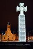 Kors av frihet Royaltyfri Bild