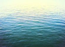 Kors-bearbetat vattenabstrakt begrepp Royaltyfria Foton
