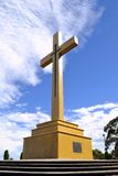 ANZAC-minnesmärke royaltyfria foton