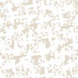 korset planlägger praktiskt olikt för modell mycket Geometrisk sömlös textur för vitt elfenben royaltyfri illustrationer
