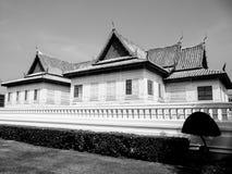 Korsformigt Chantharakasem för tält nationellt museum Arkivbilder
