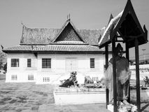 Korsformigt Chantharakasem för tält nationellt museum Royaltyfri Fotografi