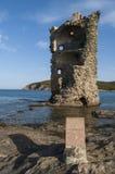 Korsika Corse, Cap Corse, övreCorse, Frankrike, Europa, ö Royaltyfria Foton
