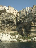 Korsika durch Fähre Stockbilder