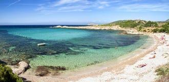 Korsika-Wasser (Frankreich) Stockbild