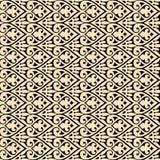 Kort för ram för bakgrund för vektortappning barockt royaltyfri illustrationer