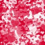 Kort för Valentine& x27; s-dag Royaltyfri Bild