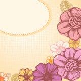 kortblommor Fotografering för Bildbyråer