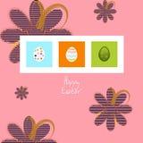 korteaster ägg Fotografering för Bildbyråer