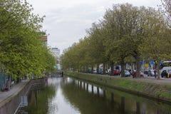 Kortenaerkade, Den Haag, Paesi Bassi Immagine Stock Libera da Diritti