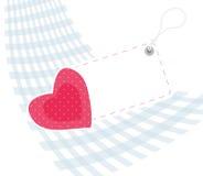korthjärta Arkivbild