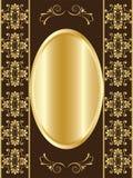 kortinbjudan Royaltyfri Illustrationer