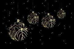 kortjul som greeting lyckligt glatt nytt år Royaltyfria Foton