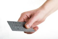 kortkrediteringsbetalning arkivfoton