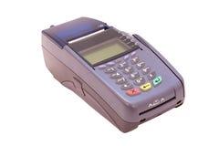 kortkrediteringsterminal Royaltyfria Foton