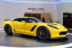 Korvette C7 Lizenzfreies Stockfoto