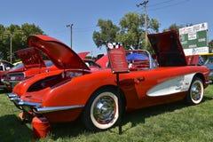 1959 korweta kabriolet Zdjęcia Royalty Free
