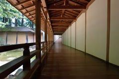 korytarz świątynia Zdjęcia Stock