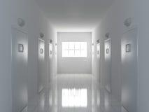 korytarz Zdjęcia Stock