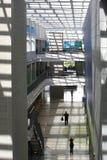 korytarz ampuła Zdjęcia Royalty Free